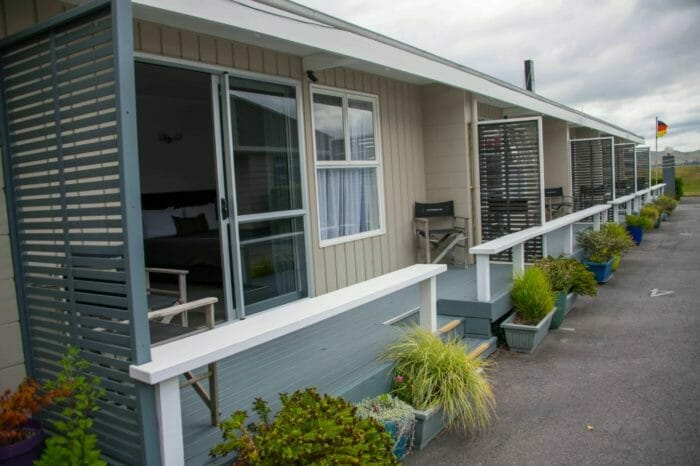 Accent on Taupo - Exterior